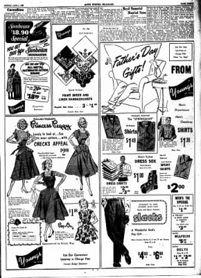 Alton Evening Telegraph from Alton, Illinois on June 6, 1952 · Page 3
