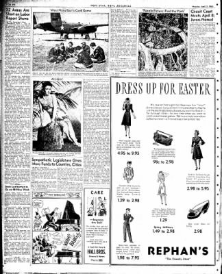 Hope Star from Hope, Arkansas on April 1, 1943 · Page 6