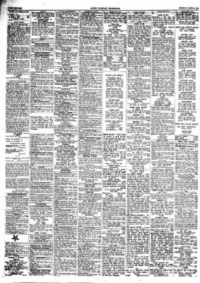 Alton Evening Telegraph from Alton, Illinois on June 6, 1952 · Page 16