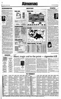 The Salina Journal from Salina, Kansas on May 18, 1998 · Page 8