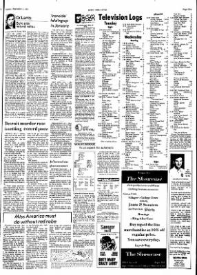 Hope Star from Hope, Arkansas on September 3, 1974 · Page 5