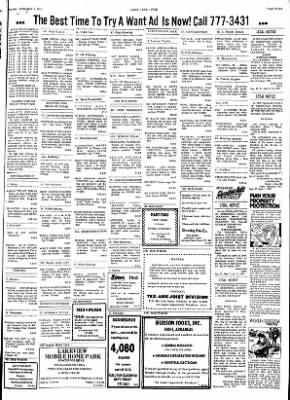 Hope Star from Hope, Arkansas on September 3, 1974 · Page 7