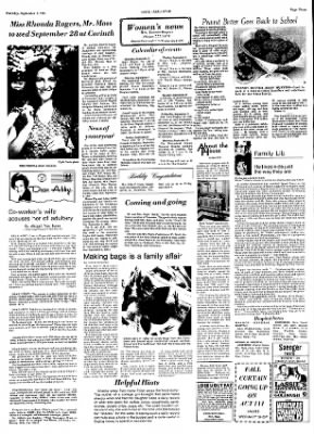 Hope Star from Hope, Arkansas on September 5, 1974 · Page 3