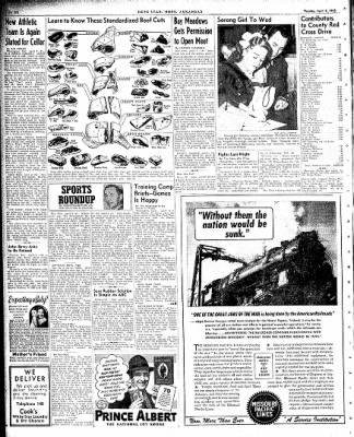 Hope Star from Hope, Arkansas on April 6, 1943 · Page 6