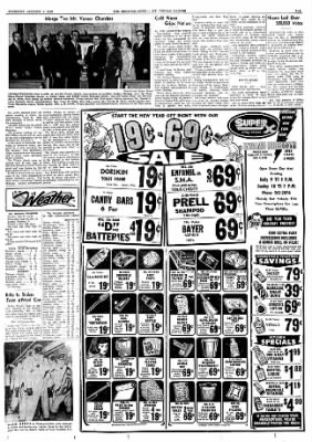 Mt. Vernon Register-News from Mt Vernon, Illinois on January 2, 1969 · Page 3
