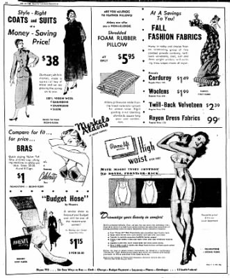 Globe-Gazette from Mason City, Iowa on October 13, 1949 · Page 17