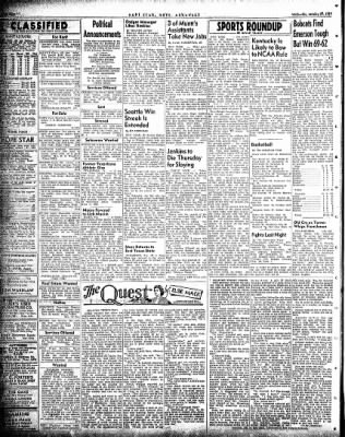 Hope Star from Hope, Arkansas on January 27, 1954 · Page 4