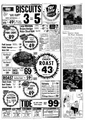 Mt. Vernon Register-News from Mt Vernon, Illinois on January 2, 1969 · Page 11