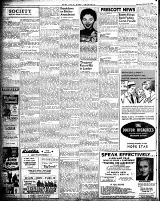 Hope Star from Hope, Arkansas on January 30, 1954 · Page 2