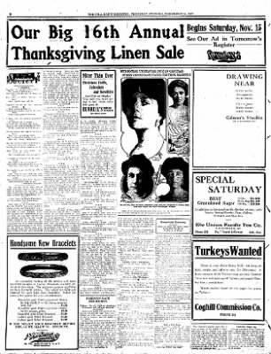 Iola Daily Register And Evening News from Iola, Kansas on November 14, 1912 · Page 2