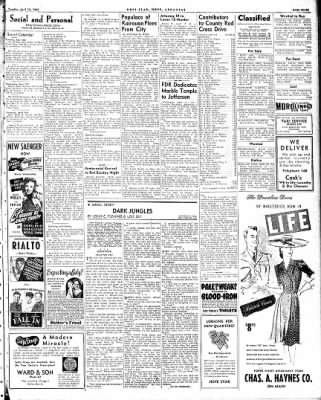 Hope Star from Hope, Arkansas on April 13, 1943 · Page 3