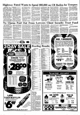 Carrol Daily Times Herald from Carroll, Iowa on February 26, 1976 · Page 10