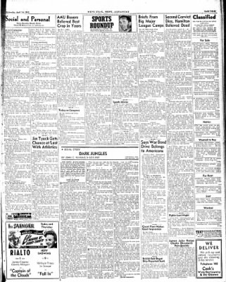 Hope Star from Hope, Arkansas on April 14, 1943 · Page 3