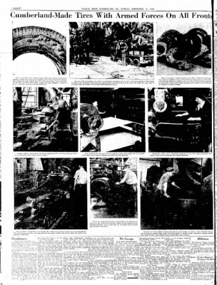 Cumberland Sunday Times from Cumberland, Maryland on September 17, 1944 · Page 8