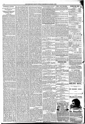 The Hutchinson News from Hutchinson, Kansas on June 8, 1892 · Page 1