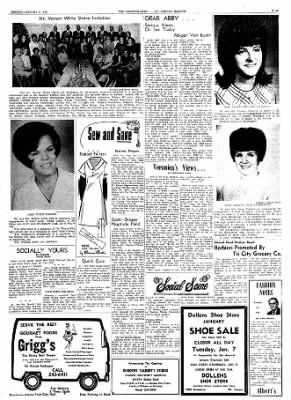 Mt. Vernon Register-News from Mt Vernon, Illinois on January 6, 1969 · Page 3
