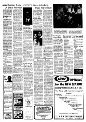 Carrol Daily Times Herald from Carroll, Iowa on March 1, 1976 · Page 4
