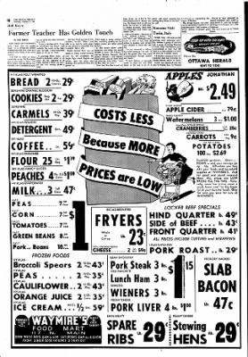 The Ottawa Herald from Ottawa, Kansas on October 5, 1961 · Page 10