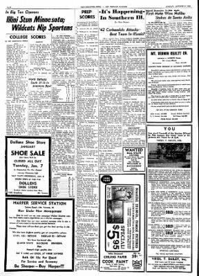 Mt. Vernon Register-News from Mt Vernon, Illinois on January 6, 1969 · Page 8