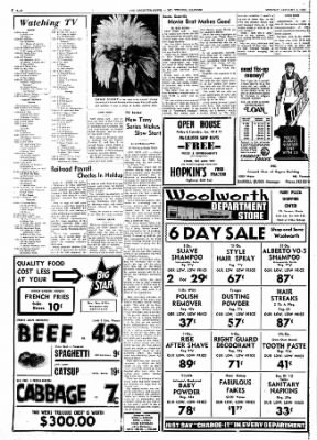 Mt. Vernon Register-News from Mt Vernon, Illinois on January 6, 1969 · Page 12