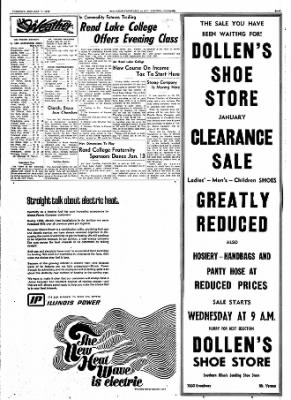 Mt. Vernon Register-News from Mt Vernon, Illinois on January 7, 1969 · Page 3