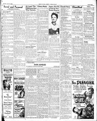 Hope Star from Hope, Arkansas on April 17, 1943 · Page 3