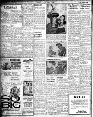 Hope Star from Hope, Arkansas on February 6, 1954 · Page 2