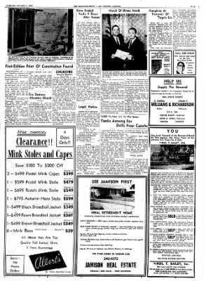 Mt. Vernon Register-News from Mt Vernon, Illinois on January 7, 1969 · Page 5