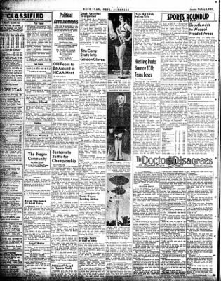 Hope Star from Hope, Arkansas on February 8, 1954 · Page 4