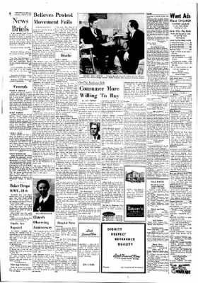 The Ottawa Herald from Ottawa, Kansas on October 7, 1961 · Page 6