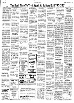 Hope Star from Hope, Arkansas on September 16, 1974 · Page 10