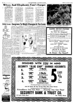 Mt. Vernon Register-News from Mt Vernon, Illinois on January 7, 1969 · Page 14