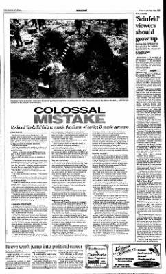 The Salina Journal from Salina, Kansas on May 22, 1998 · Page 27