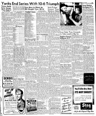 Globe-Gazette from Mason City, Iowa on October 11, 1949 · Page 13