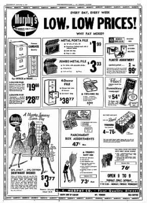 Mt. Vernon Register-News from Mt Vernon, Illinois on January 8, 1969 · Page 3