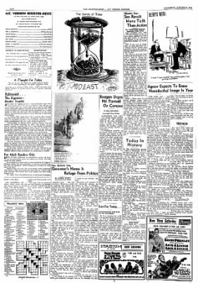 Mt. Vernon Register-News from Mt Vernon, Illinois on January 8, 1969 · Page 4