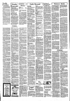Carrol Daily Times Herald from Carroll, Iowa on March 8, 1976 · Page 2