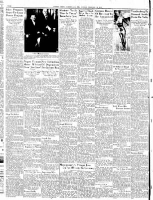 Cumberland Sunday Times from Cumberland, Maryland on February 18, 1945 · Page 2