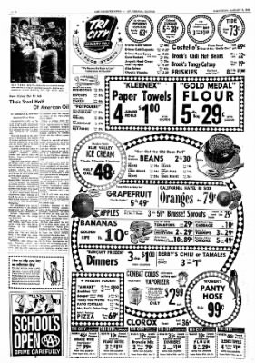 Mt. Vernon Register-News from Mt Vernon, Illinois on January 8, 1969 · Page 12