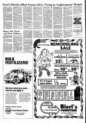Carrol Daily Times Herald from Carroll, Iowa on March 8, 1976 · Page 10