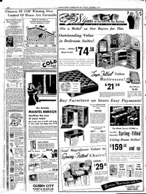 Cumberland Sunday Times from Cumberland, Maryland on October 1, 1944 · Page 6