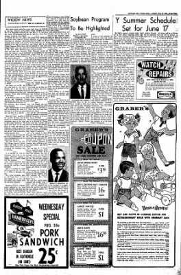 The Courier News from Blytheville, Arkansas on June 10, 1968 · Page 2