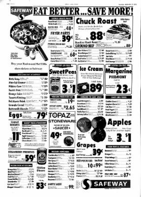 Hope Star from Hope, Arkansas on September 19, 1974 · Page 12