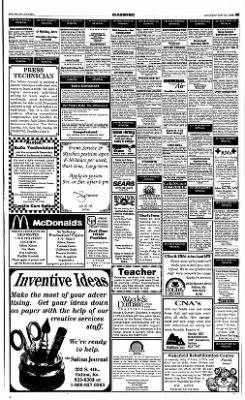 The Salina Journal from Salina, Kansas on May 23, 1998 · Page 23