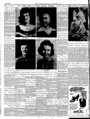 Cumberland Sunday Times from Cumberland, Maryland on October 1, 1944 · Page 14