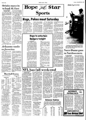 Hope Star from Hope, Arkansas on September 20, 1974 · Page 4