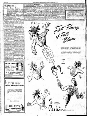 Cumberland Sunday Times from Cumberland, Maryland on October 1, 1944 · Page 16
