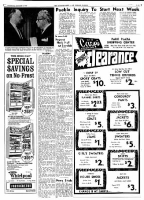 Mt. Vernon Register-News from Mt Vernon, Illinois on January 9, 1969 · Page 5