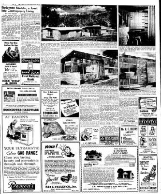 Globe-Gazette from Mason City, Iowa on October 10, 1949 · Page 14