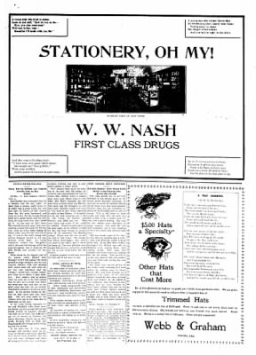 Covina Argus from Covina, California on May 1, 1909 · Page 3